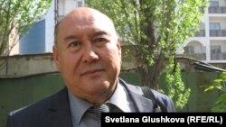 Машкур Тулегенов, адвокат. Астана, 13 мая 2014 года.
