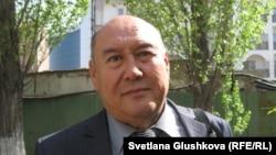 Адвокат Машқұр Төлегенов. Астана, 13 мамыр 2014 жыл.