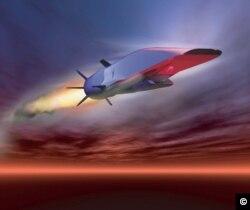 بوئینگ ایکس-۵۱ای؛ هواپیمای بدون سرنشینی که قادر است به سرعت پنج ماخ برسد.