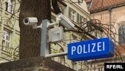 Камери спостереження у Мюнхені