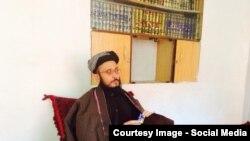 مولوی عبدالخبیراوچقونمعاون شورای عالی صلح افغانستان