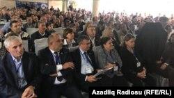 Ադրբեջան - «Մուսավաթ» կուսակցության համագումարը, հոկտեմբեր, 2019թ․
