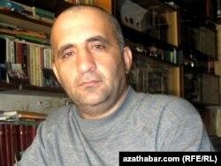 Döwletmyrat Ýazgulyýew Türkmenistanda ýaşaýan garaşsyz žurnalist, synçy.