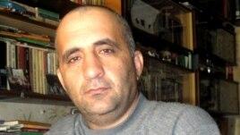 RFE/RL Turkmenistan correspondent Dovletmyrat Yazkuliyev