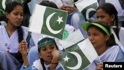 Pakistanlılar Müstəqillik günlərini qeyd edirlər