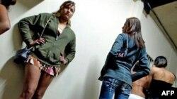 Многие женщины из стран бывшего СССР становятся проститутками по принуждению