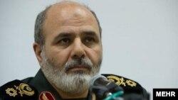 رسول سنایی راد، معاون سیاسی سپاه پاسداران.