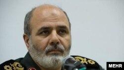 Iran - Tehran: Rasoul Sanaei Rad - One of Revoloutionary Gaurds Commanders
