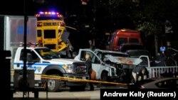 Teroristički napadi u New Yorku posljednjih sedam godina