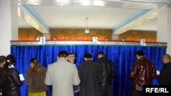 Tacikistan seçkilər, 28 fevral 2010