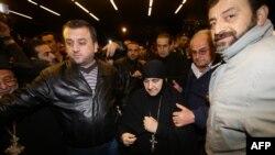 Lirimi i murgeshave në Siri