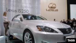 Марка Lexus была создана Toyota в конце 1980-ых специально для рынка США