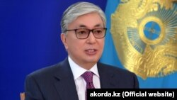 Interim President Qasym-Zhomart Toqaev has not said if he will run.