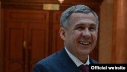 Tatarstanyň prezidenti Rustam Minnihanow