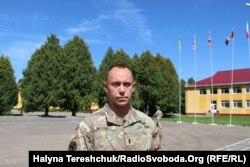 Маркус Мітчел, старший лейтенант 278-го бронекавалерійського полку (США)