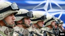 NATO təlimləri (arxiv fotosu)