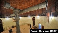 Центральная астрономическая обсерватория РАН в Пулково