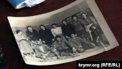 Ustalar ailesiniñ arhivinden