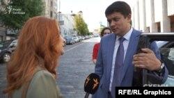 Разумков запевнив, що оприлюднена журналістами інформація щодо суперечливого минулого декого з кандидатів від «Слуги народу» бралася до уваги