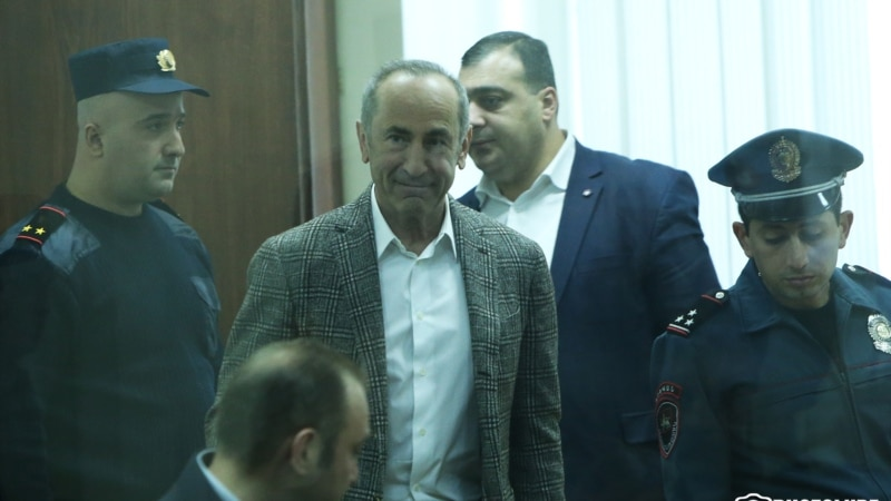 Lawyers Accused Of Dragging Out Kocharian's Trial
