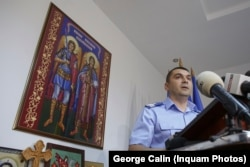 Gheorghe Sebastian Cucoş, fost prim-adjunct al Jandarmeriei Române