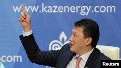 Бұрынғы президент Нұрсұлтан Назарбаевтың күйеу баласы әрі мұнай магнаты Тимур Құлыбаев.