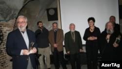 Tbilisidə film festivalı.