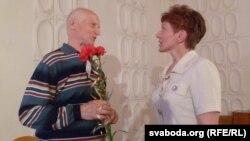 Кветкі Алесю Разанаву.