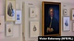 Imagine de la muzeul Johann Sebastian Bachdin Eisenach.