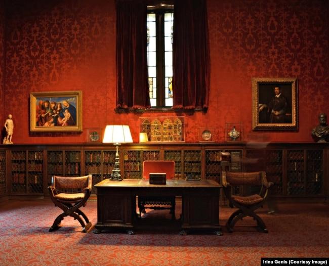 Библиотека Моргана