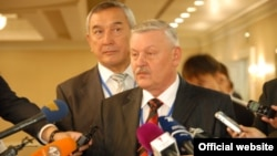 Қозоғистон Фавқулодда вазиятлар вазири ўринбосари Валерий Петров.