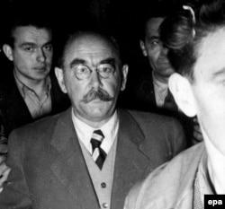 Premierul Imre Nagy la 23 octombrie 1956