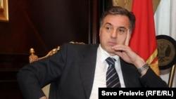 Fulip Vujanović, januar 2011