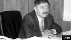 Former Karachayevo-Cherkessia Republic Deputy Prime Minister Ansar Tebuyev