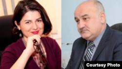 Günel Mövlud və Arif Hacılı