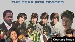 Jon Savage's 1967: The Year Pop Divided. Фрагмент конверта альбома