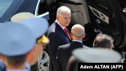 Премьер-министр Турции Бинали Йилдирим