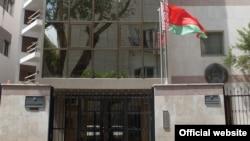 Пасольства Беларусі ў Ізраілі