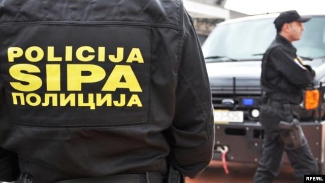 Pripadnici SIPA-e - ilustrativna fotografija: Midhat Poturović