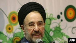 """We should pay attention to having a free and legitimate election,"" former Iranian President Mohammad Khatami said in announcing his candidacy."
