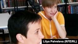 Ольга Мирясова і Наталія Кочнєва