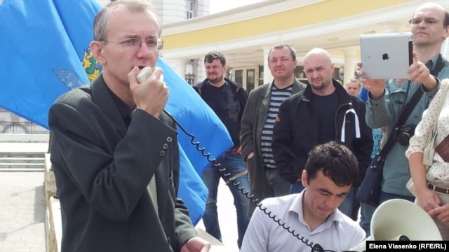 Митинг за честные выборы в Астрахани - кульминация гражданского протеста
