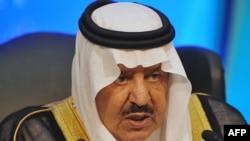 Саудовский принц Наеф бин Абдель Азиз