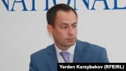 Михаил Кленчин, председатель Национального фонда развития финансовых услуг.