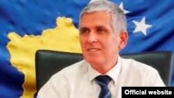Ministri i punëve të brendshme, Bajram Rexhepi