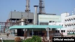 Химический завод «Ферганаазот».