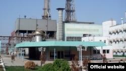 Химический завод «Ферганаазот». 3 апреля 2008 года.