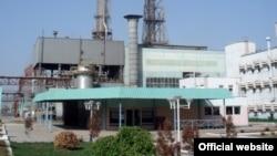 Uzbekistan - Ferghana Nitrogen plant, 03Apr2008