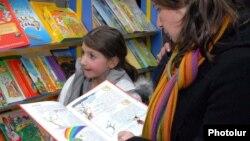 Armenia - the 6th Yerevan book fair