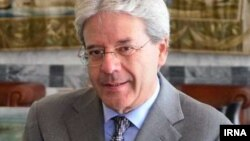 Голова МЗС Італії Паоло Джентілоні